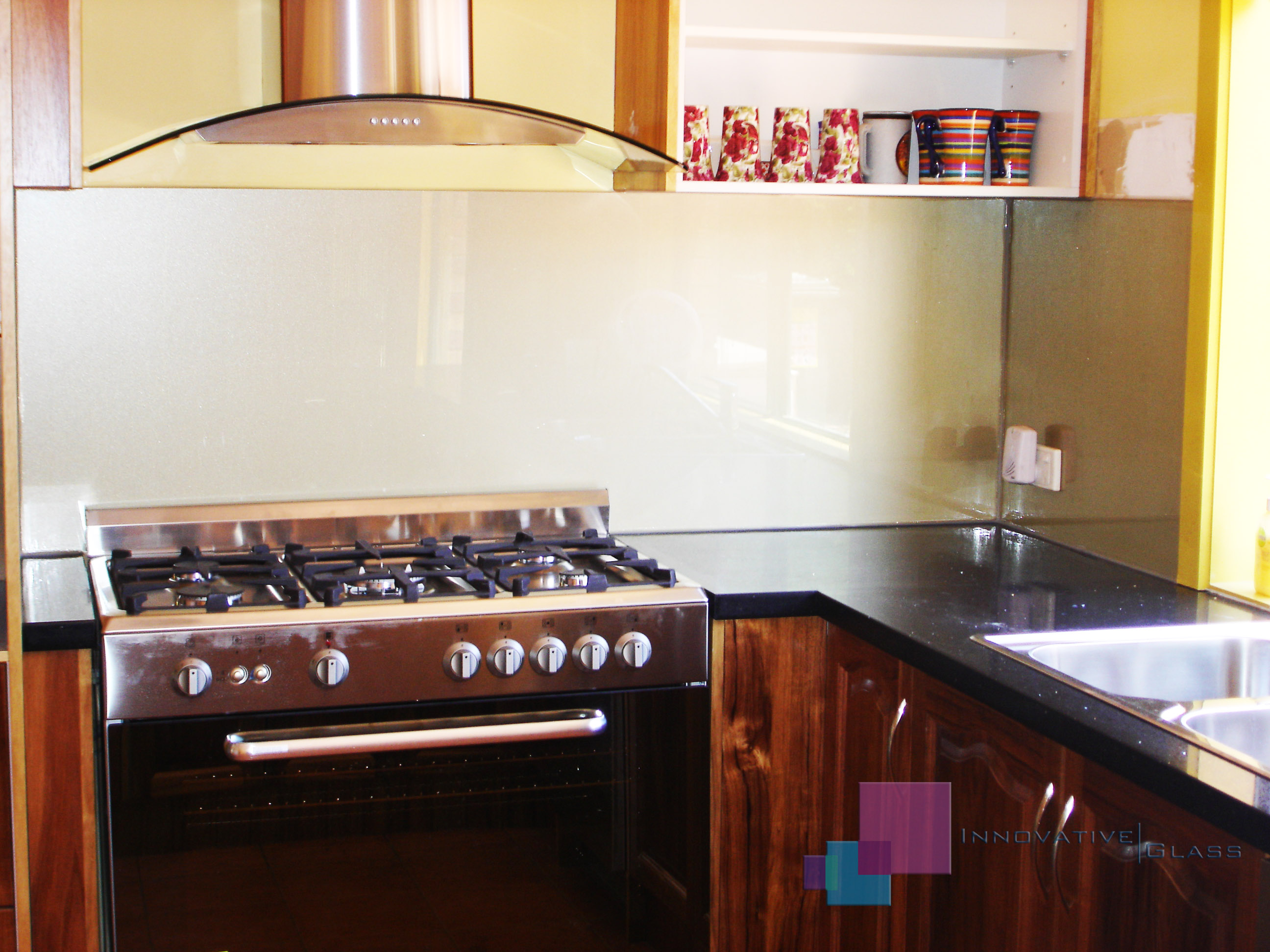 Kitchen Glass Splashbacks | Glass balustrade | Shower Screens in ...